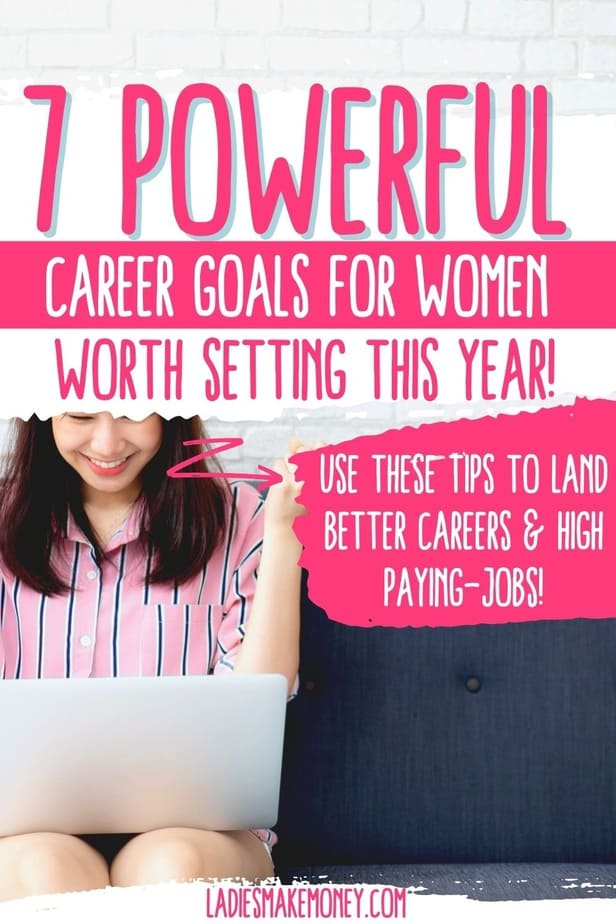 7 Career Tips and Career Goals That Will Make You A Superstar At Work Nervous about starting a career? Don't be! Here are 7 career tips and career goals for working women that will help you shine at your workplace!