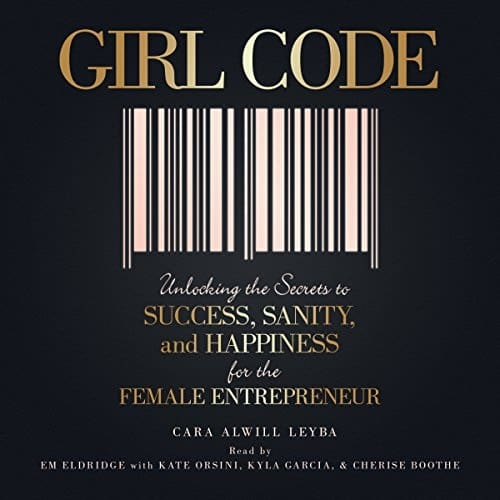 Girl Code, a book created by a woman for women in order to become a successful entrepreneur