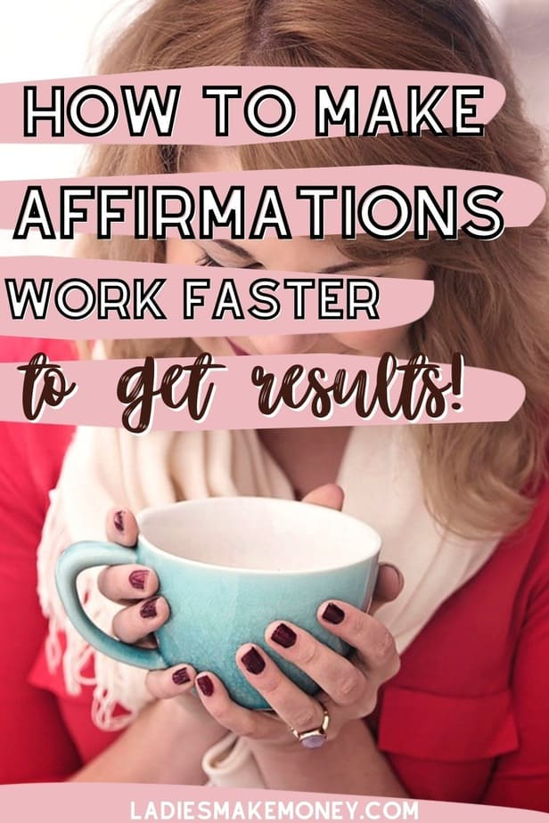 How to make affirmations work faster? Affirmations are a great way to set goals and keep you on the right path. But sometimes it can feel like they're not working, or that they don't have enough power behind them. Here's how we can make your affirmations work faster! I am going to show the 7 steps I take every single day to ensure that powerful affirmations work for me and come into manifestation.