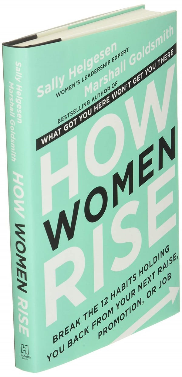How women rise, an book for entrepreneurs that want to become the best. Grab this book today and rise. How women rise!